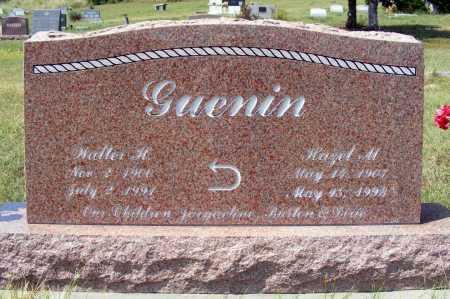 GUENIN, HAZEL M. - Garden County, Nebraska | HAZEL M. GUENIN - Nebraska Gravestone Photos