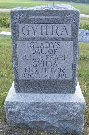 GYHRA, GLADYS - Garden County, Nebraska | GLADYS GYHRA - Nebraska Gravestone Photos