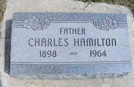 HAMILTON, CHARLES - Garden County, Nebraska | CHARLES HAMILTON - Nebraska Gravestone Photos
