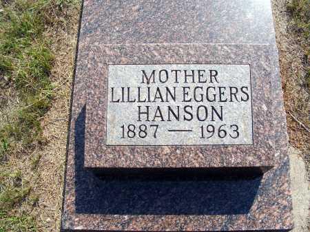 HANSON, LILLIAN - Garden County, Nebraska | LILLIAN HANSON - Nebraska Gravestone Photos