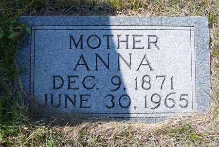 HARVEY, ANNA - Garden County, Nebraska   ANNA HARVEY - Nebraska Gravestone Photos