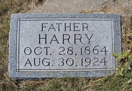 HARVEY, HARRY - Garden County, Nebraska | HARRY HARVEY - Nebraska Gravestone Photos