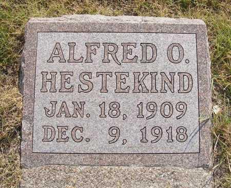 HESTEKIND, ALFRED O. - Garden County, Nebraska | ALFRED O. HESTEKIND - Nebraska Gravestone Photos