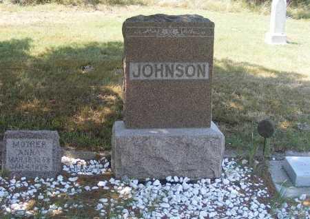 JOHNSON, FAMILY - Garden County, Nebraska   FAMILY JOHNSON - Nebraska Gravestone Photos
