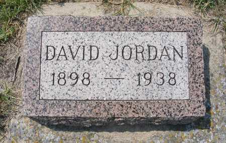 JORDAN, DAVID - Garden County, Nebraska   DAVID JORDAN - Nebraska Gravestone Photos