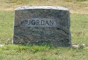 JORDAN, FAMILY - Garden County, Nebraska | FAMILY JORDAN - Nebraska Gravestone Photos