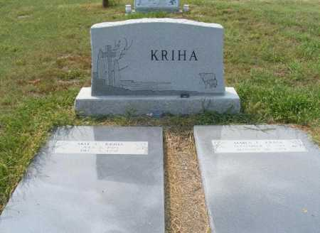 KRIHA, FAMILY - Garden County, Nebraska | FAMILY KRIHA - Nebraska Gravestone Photos