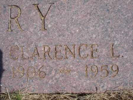 LOGHRY, CLARENCE L. - Garden County, Nebraska | CLARENCE L. LOGHRY - Nebraska Gravestone Photos