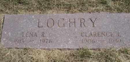 LOGHRY, LENA R. - Garden County, Nebraska   LENA R. LOGHRY - Nebraska Gravestone Photos