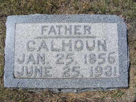 MCCORMICK, CALHOUN - Garden County, Nebraska | CALHOUN MCCORMICK - Nebraska Gravestone Photos