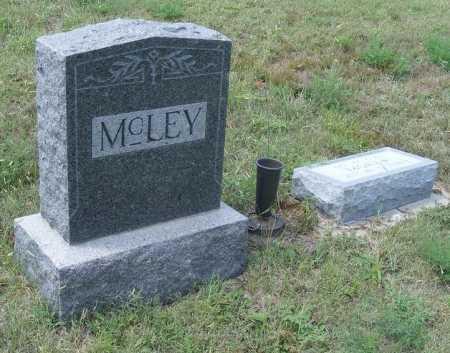 MCLEY, FAMILY - Garden County, Nebraska   FAMILY MCLEY - Nebraska Gravestone Photos
