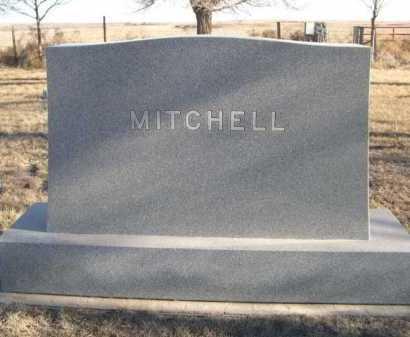 MITCHELL, FAMILY - Garden County, Nebraska   FAMILY MITCHELL - Nebraska Gravestone Photos