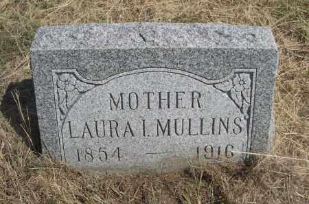 MULLINS, LAURA I. - Garden County, Nebraska | LAURA I. MULLINS - Nebraska Gravestone Photos