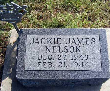 NELSON, JACKIE JAMES - Garden County, Nebraska | JACKIE JAMES NELSON - Nebraska Gravestone Photos