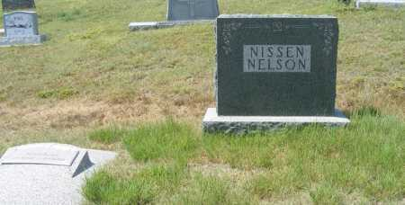 NISSEN, FAMILY - Garden County, Nebraska | FAMILY NISSEN - Nebraska Gravestone Photos