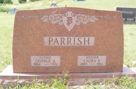 PARRISH, LAURA E. - Garden County, Nebraska   LAURA E. PARRISH - Nebraska Gravestone Photos