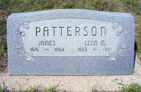 PATTERSON, JAMES - Garden County, Nebraska | JAMES PATTERSON - Nebraska Gravestone Photos