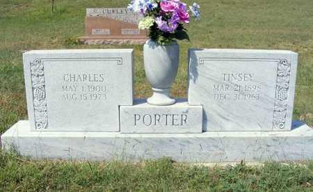 PORTER, TINSEY - Garden County, Nebraska | TINSEY PORTER - Nebraska Gravestone Photos