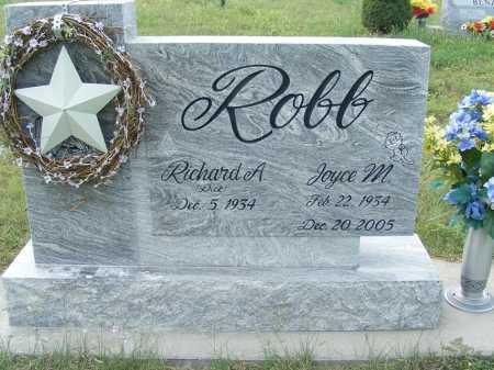 ROBB, RICHARD A. - Garden County, Nebraska | RICHARD A. ROBB - Nebraska Gravestone Photos