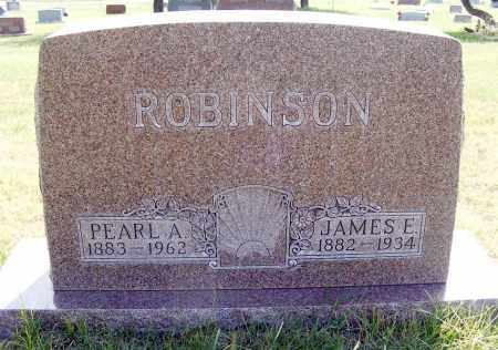 ROBINSON, PEARL A. - Garden County, Nebraska | PEARL A. ROBINSON - Nebraska Gravestone Photos