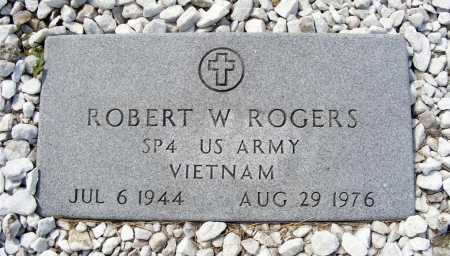 ROGERS, ROBERT W. - Garden County, Nebraska | ROBERT W. ROGERS - Nebraska Gravestone Photos