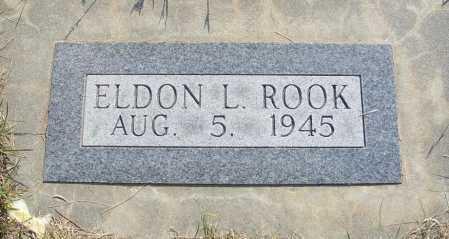 ROOK, ELDON L. - Garden County, Nebraska | ELDON L. ROOK - Nebraska Gravestone Photos