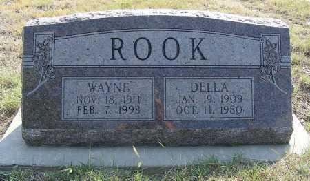 ROOK, DELLA - Garden County, Nebraska   DELLA ROOK - Nebraska Gravestone Photos