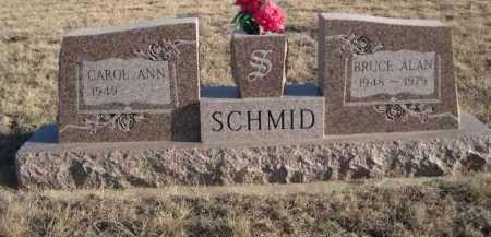 SCHMIDT, BRUCE ALAN - Garden County, Nebraska | BRUCE ALAN SCHMIDT - Nebraska Gravestone Photos
