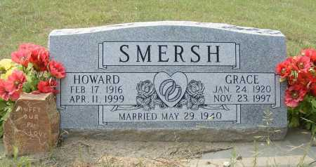 SMERSH, HOWARD - Garden County, Nebraska | HOWARD SMERSH - Nebraska Gravestone Photos