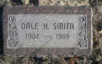 SMITH, DALE H. - Garden County, Nebraska | DALE H. SMITH - Nebraska Gravestone Photos