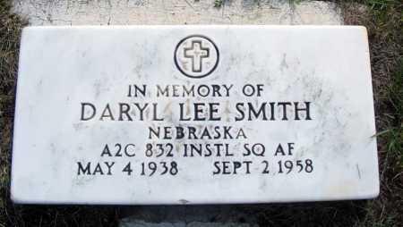 SMITH, DARYL LEE - Garden County, Nebraska   DARYL LEE SMITH - Nebraska Gravestone Photos
