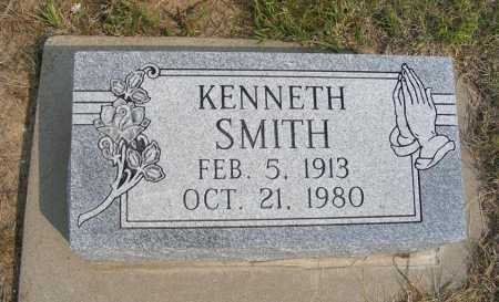 SMITH, KENNETH - Garden County, Nebraska | KENNETH SMITH - Nebraska Gravestone Photos