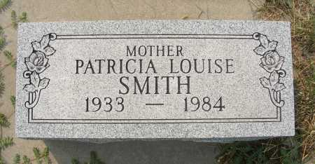 SMITH, PATRICIA LOUISE - Garden County, Nebraska | PATRICIA LOUISE SMITH - Nebraska Gravestone Photos