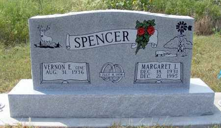 SPENCER, VERNON E. - Garden County, Nebraska | VERNON E. SPENCER - Nebraska Gravestone Photos