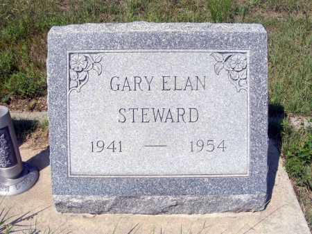 STEWARD, GARY ELAN - Garden County, Nebraska | GARY ELAN STEWARD - Nebraska Gravestone Photos