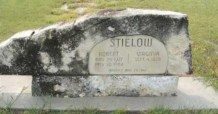 STIELOW, ROBERT - Garden County, Nebraska | ROBERT STIELOW - Nebraska Gravestone Photos