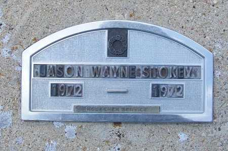 STOKEY, JASON WAYNE - Garden County, Nebraska | JASON WAYNE STOKEY - Nebraska Gravestone Photos