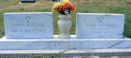 STOKEY, VERNON M. - Garden County, Nebraska | VERNON M. STOKEY - Nebraska Gravestone Photos