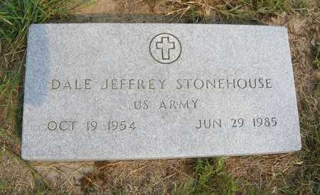 STONEHOUSE, DALE JEFFREY - Garden County, Nebraska | DALE JEFFREY STONEHOUSE - Nebraska Gravestone Photos