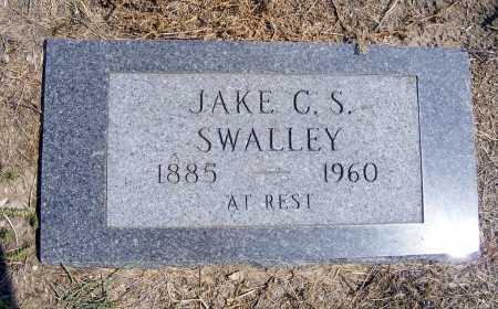 SWALLEY, JAKE C.S. - Garden County, Nebraska | JAKE C.S. SWALLEY - Nebraska Gravestone Photos