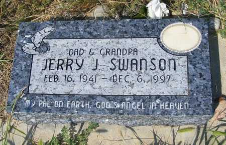 SWANSON, JERRY J. - Garden County, Nebraska | JERRY J. SWANSON - Nebraska Gravestone Photos