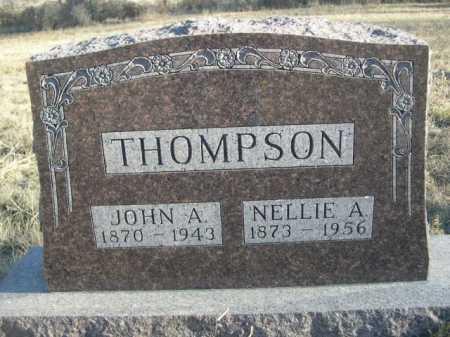 THOMPSON, JOHN A. - Garden County, Nebraska | JOHN A. THOMPSON - Nebraska Gravestone Photos