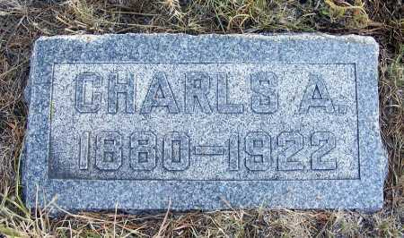 THORNTON, CHARLS A. - Garden County, Nebraska | CHARLS A. THORNTON - Nebraska Gravestone Photos