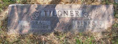 TILGNER, BENNO E. - Garden County, Nebraska | BENNO E. TILGNER - Nebraska Gravestone Photos