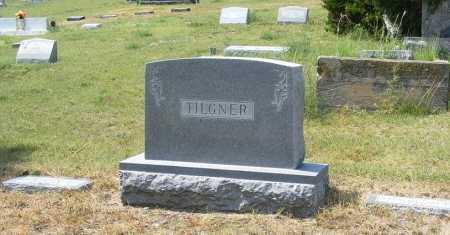 TILGNER, FAMILY - Garden County, Nebraska | FAMILY TILGNER - Nebraska Gravestone Photos