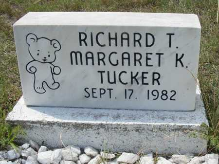 TUCKER, MARGARET K. - Garden County, Nebraska | MARGARET K. TUCKER - Nebraska Gravestone Photos