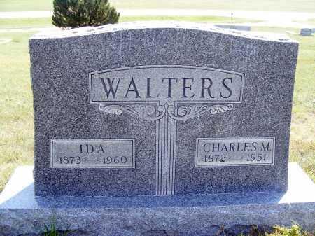 WALTERS, IDA - Garden County, Nebraska   IDA WALTERS - Nebraska Gravestone Photos