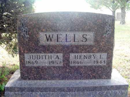 WELLS, JUDITH A. - Garden County, Nebraska | JUDITH A. WELLS - Nebraska Gravestone Photos
