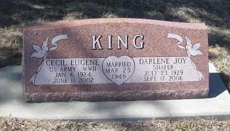 KING, CECIL  EUGENE - Grant County, Nebraska | CECIL  EUGENE KING - Nebraska Gravestone Photos