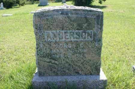 ANDERSON, CONDO O. - Greeley County, Nebraska | CONDO O. ANDERSON - Nebraska Gravestone Photos